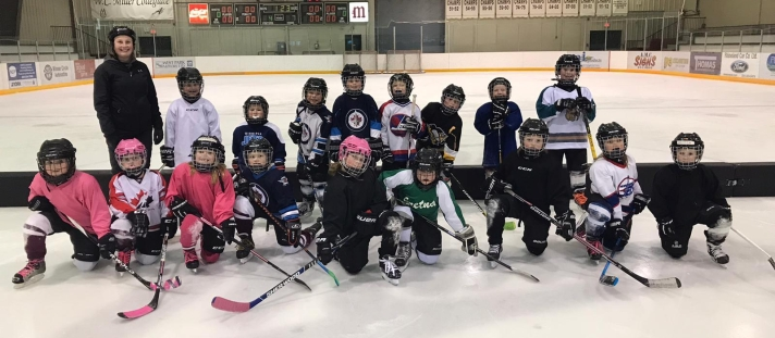 2019-20 Tuesday Night Skills Night - Initiation